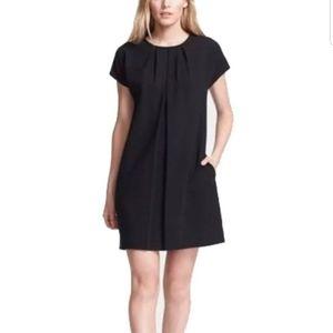 Kate Spade Cap Sleeve Crepe  LBT Dress-0